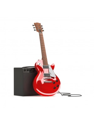 Electric Guitar & Amp Combo